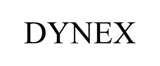 mark for DYNEX, trademark #77000397