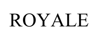 mark for ROYALE, trademark #77000442