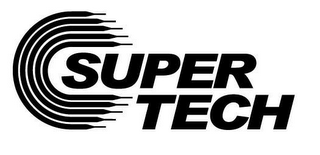 mark for SUPER TECH, trademark #77001295
