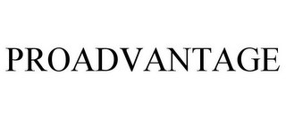 mark for PROADVANTAGE, trademark #77001621