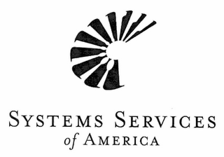 mark for SYSTEMS SERVICES OF AMERICA, trademark #77003223