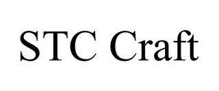 mark for STC CRAFT, trademark #77003295