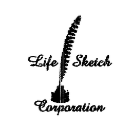 mark for LIFE SKETCH CORPORATION, trademark #77003575