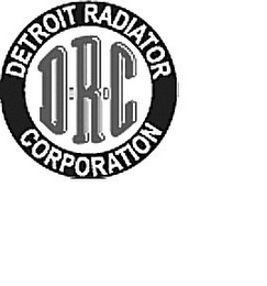 mark for DETROIT RADIATOR CORPORATION D·R·C, trademark #77006314
