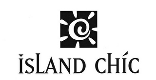 mark for ISLAND CHIC, trademark #77006955