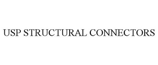 mark for USP STRUCTURAL CONNECTORS, trademark #77007030