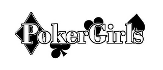 mark for POKERGIRLS, trademark #77007105