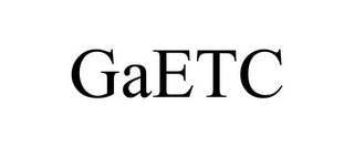 mark for GAETC, trademark #77008193