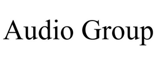 mark for AUDIO GROUP, trademark #77008430