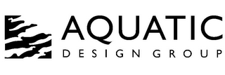 mark for AQUATIC DESIGN GROUP, trademark #77010960