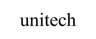 mark for UNITECH, trademark #77011043