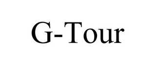 mark for G-TOUR, trademark #77011427