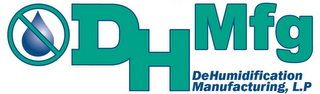 mark for DH MFG DEHUMIDIFICATION MANUFACTURING, L.P., trademark #77012799