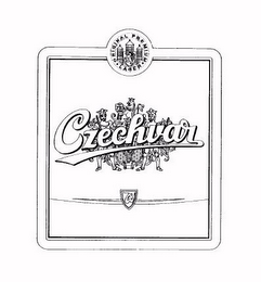 mark for CZECHVAR ORIGINAL PREMIUM LAGER, trademark #77014764