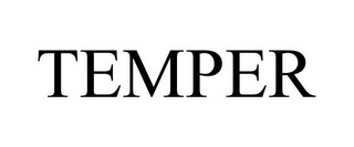 mark for TEMPER, trademark #77014850