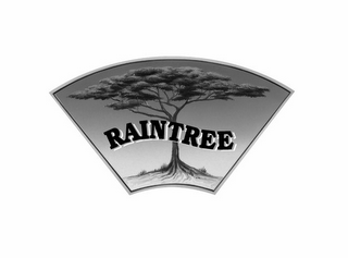 mark for RAINTREE, trademark #77015621
