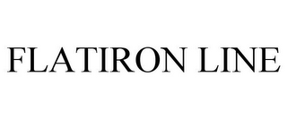 mark for FLATIRON LINE, trademark #77016021