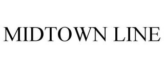 mark for MIDTOWN LINE, trademark #77016028