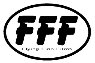 mark for FFF FLYING FINN FILMS, trademark #77016276