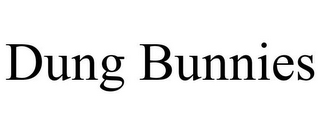 mark for DUNG BUNNIES, trademark #77016465