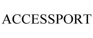 mark for ACCESSPORT, trademark #77016879