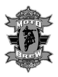 mark for MOTO BREW, trademark #77017059