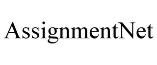 mark for ASSIGNMENTNET, trademark #77025364