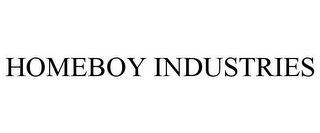 mark for HOMEBOY INDUSTRIES, trademark #77025981