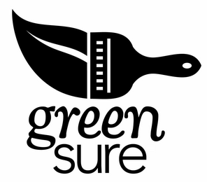 mark for GREEN SURE, trademark #77028692
