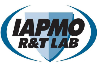 mark for IAPMO R&T LAB, trademark #77028968