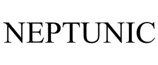 mark for NEPTUNIC, trademark #77029081