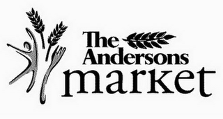 mark for THE ANDERSONS MARKET, trademark #77029255