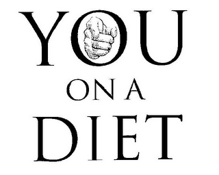 mark for YOU ON A DIET, trademark #77029560