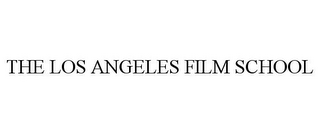 mark for THE LOS ANGELES FILM SCHOOL, trademark #77032383