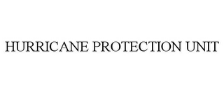 mark for HURRICANE PROTECTION UNIT, trademark #77034231