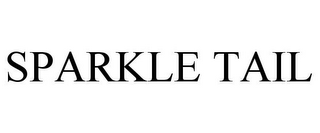 mark for SPARKLE TAIL, trademark #77034273