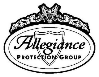 mark for APG ALLEGIANCE PROTECTION GROUP, trademark #77035097