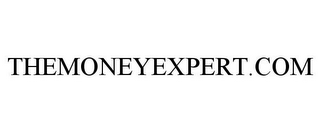 mark for THEMONEYEXPERT.COM, trademark #77035315