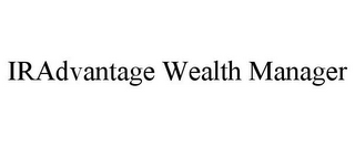 mark for IRADVANTAGE WEALTH MANAGER, trademark #77035936