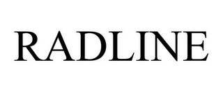 mark for RADLINE, trademark #77036731