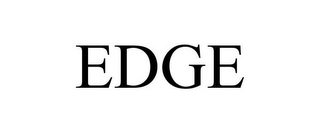 mark for EDGE, trademark #77040312