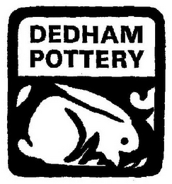 mark for DEDHAM POTTERY, trademark #77041279