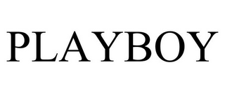 mark for PLAYBOY, trademark #77043700