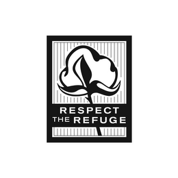 mark for RESPECT THE REFUGE, trademark #77044723