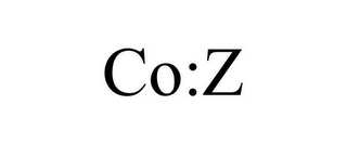 mark for CO:Z, trademark #77045538