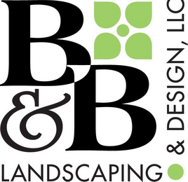 mark for B&B LANDSCAPING & DESIGN, LLC, trademark #77048655