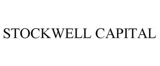 mark for STOCKWELL CAPITAL, trademark #77049794