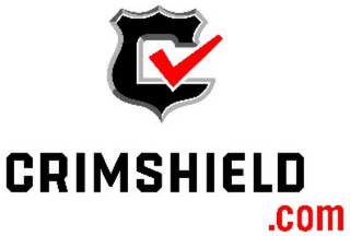 mark for CRIMSHIELD.COM, trademark #77050176