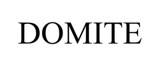 mark for DOMITE, trademark #77050397
