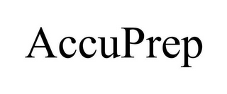 mark for ACCUPREP, trademark #77050525